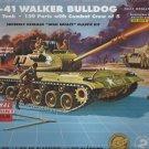 M-41 Walker Bulldog Light Tank in 1:32 Scale