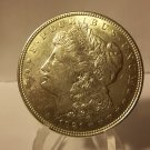1921 #11  AU  90% Silver  Morgan Dollar