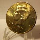 2000-D #1 Kennedy Half Dollar Rainbow Obv