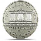2013 Austrian Silver Philharmonic1 Oz. of .999 Fine Silver