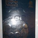 1913-1938 Buffalo Nickels coin folder