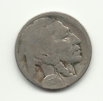 1924-D #8 Buffalo Nickel.