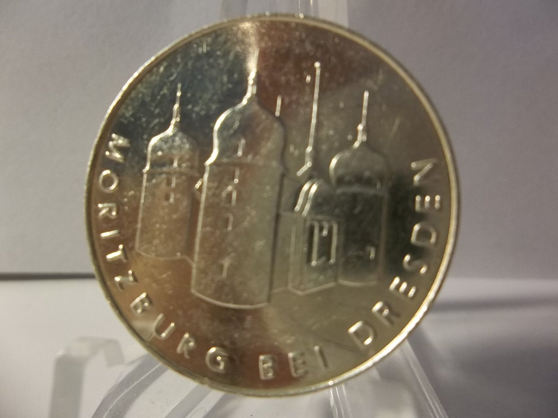 1967 Silver Moritzbury Bei-Dresden Commemorative