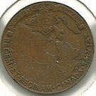Royal Visit Medallion - George VI 1939 CANADA TOKEN #3.