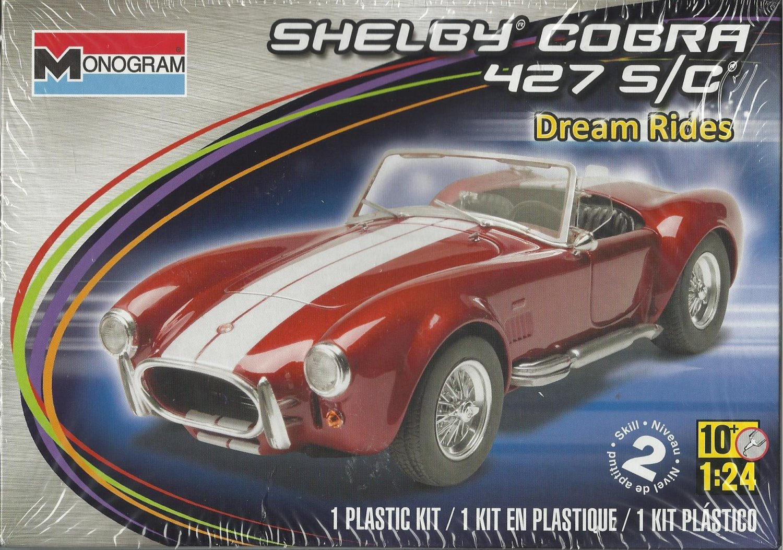Shelby Corbra 427 S/C Dream Rides Model Kit.