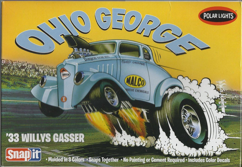 Ohio George 1933 Willy Gasser Model Kit.