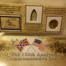 Civil War 150th Anniversary Commemorative Set.