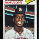 1977 O PEE CHEE  #236 BEN OGLIVIE TIGERS NM OPC