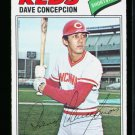 1977 O PEE CHEE #258 DAVE CONCEPCION MINT MT OPC