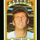 1972 O PEE CHEE #264 TOMMY JOHN DODGERS NM OPC PACKFRESH