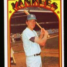 1972 O PEE CHEE #409 FRANK BAKER YANKEES NM-MT OPC PACKFRESH