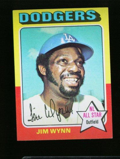 1975 TOPPS MINI #570 JIM WYNN DODGERS NM-MT