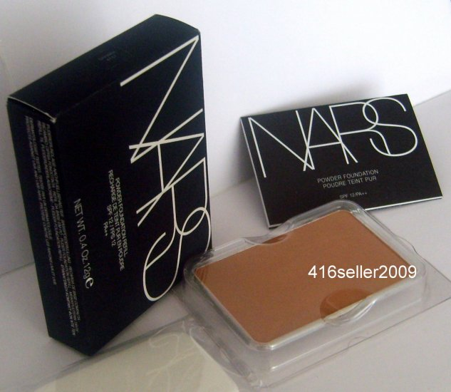NARS Powder Foundation Refill: SAHARA
