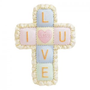 nursery blessing cross
