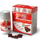 2 Day Diet lingzhi slimming capsule( 4 boxes ,original, best hot seller)