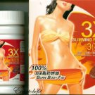 3X Slimming Power - Burn Body Fat (100 boxes  original  hot seller items)