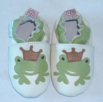 Happy kids Frog Prince