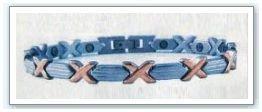 New Womens Magnetic Bracelet ssb056t