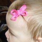 Non-Slip Tiny Baby Bow - Boutique Bow