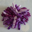 Korker Bow - Purple