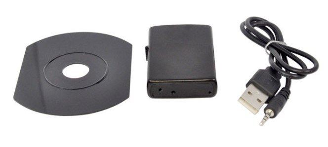 MDH-104 Mini Cigarette Lighter Camera ( Lighter Recorder