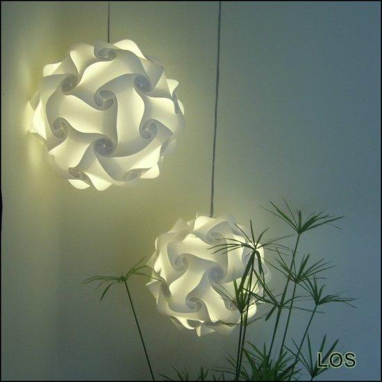 Iq Jigsaw Lamp Indoor Outdoor Lighting Medium