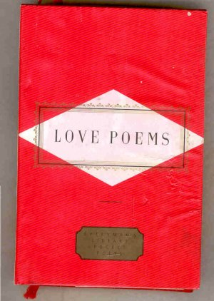 LOVE POEMS  Everyman's Library Pocket Poets