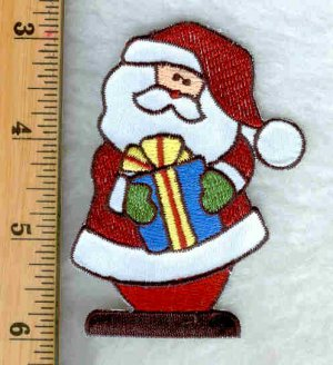 SANTA CLAUS SEW ON