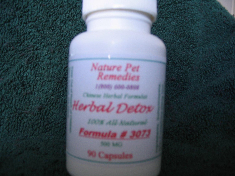 Herbal  Detox # 3073 90 Caps
