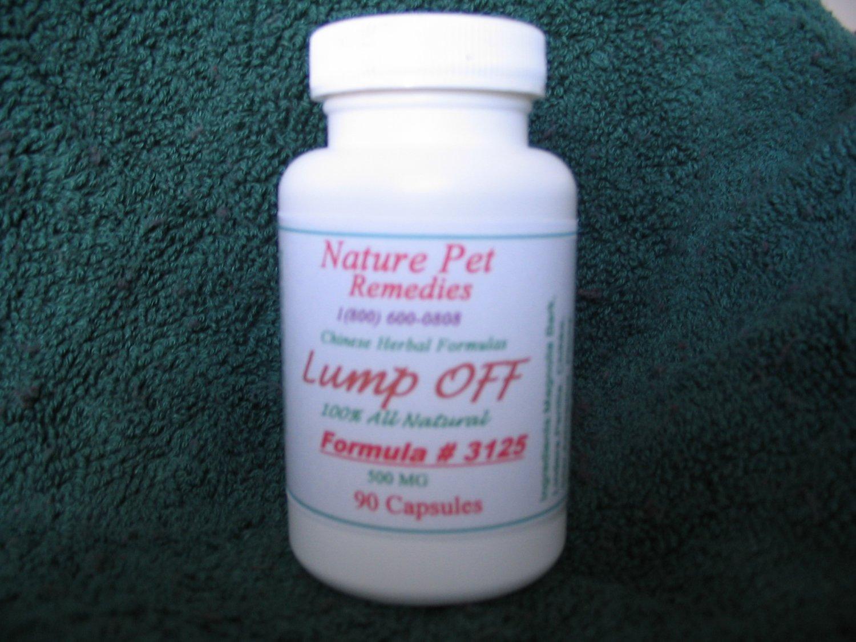 Lump  Off  # 3125 90 Caps