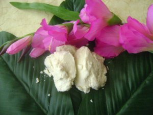 Raw Unrefined Shea Butter Sample 2 oz