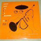 "Norman Granz  Jazz At The Philharmonic  Vol. 3    10"" Record  with Charlie Ventura  & More"
