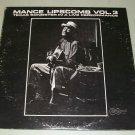 Mance Lipscomb Vol. 3  Texas Songster Live  ARHOOLIE 1026  Blues Record  LP