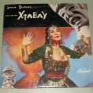 "Yma Sumac  Voice Of The Xtabay  10"" Capitol 244  Record  LP"
