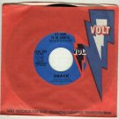 Shack  It's Good To Be Careful   VOLT 4063  R&B Soul  PROMO 45 rpm Record