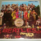 Beatles  Sgt. Pepper's Lonely Hearts Club Band  Capitol  MAS2653   MONO 1st Version  Record  LP