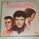 Elvis Presley   Memories Of Elvis   5 Records  Tribute To The King   RCA DML5-0347