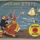 Top Of Old Smokey and Shrimp Boats  GOLDEN RECORD R96    78 rpm