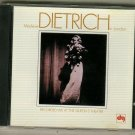 Marlene Dietrich In London   Recorded Live  CD