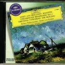 Liszt    Smetana   Berliner  Herbert von Karajan   CD