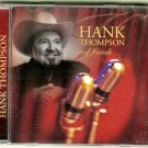 Hank Thompson and Friends  Country Music  CD