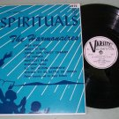 "The Harmonaires  Spirituals   VARSITY 6915   Gospel Record  10""  LP"