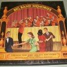 Big Band Memories  5 Record Box Set    Miller - Dorsey - Goodman
