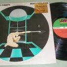 Jean-Luc Ponty Civilized Evil  Jazz Record LP