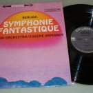 Berlioz  Symphonie Fantastique   Ormandy  Record LP