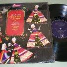 Handel Concerti Grossi Op. 3  Gunter Kehr  Record LP