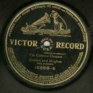 The Colored Doctors  Golden and Hughes  VICTOR 16698 Record 78 rpm