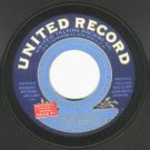 Campbell And Burr   Arthur Collins  UNITED A1059 Record 78 rpm RARE