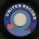 Collins and Harlan / Elise Stevenson and Walter Van Brunt  UNITED 1023  Record  78 rpm.
