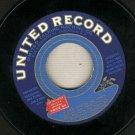 Elsie Stevenson and Henry Burr / Walter Van Brunt  78 rpm Record  UNITED 1021